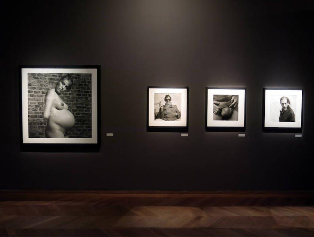 Exhibition view, Maison Européenne de la Photographie, Paris - © kamel mennour