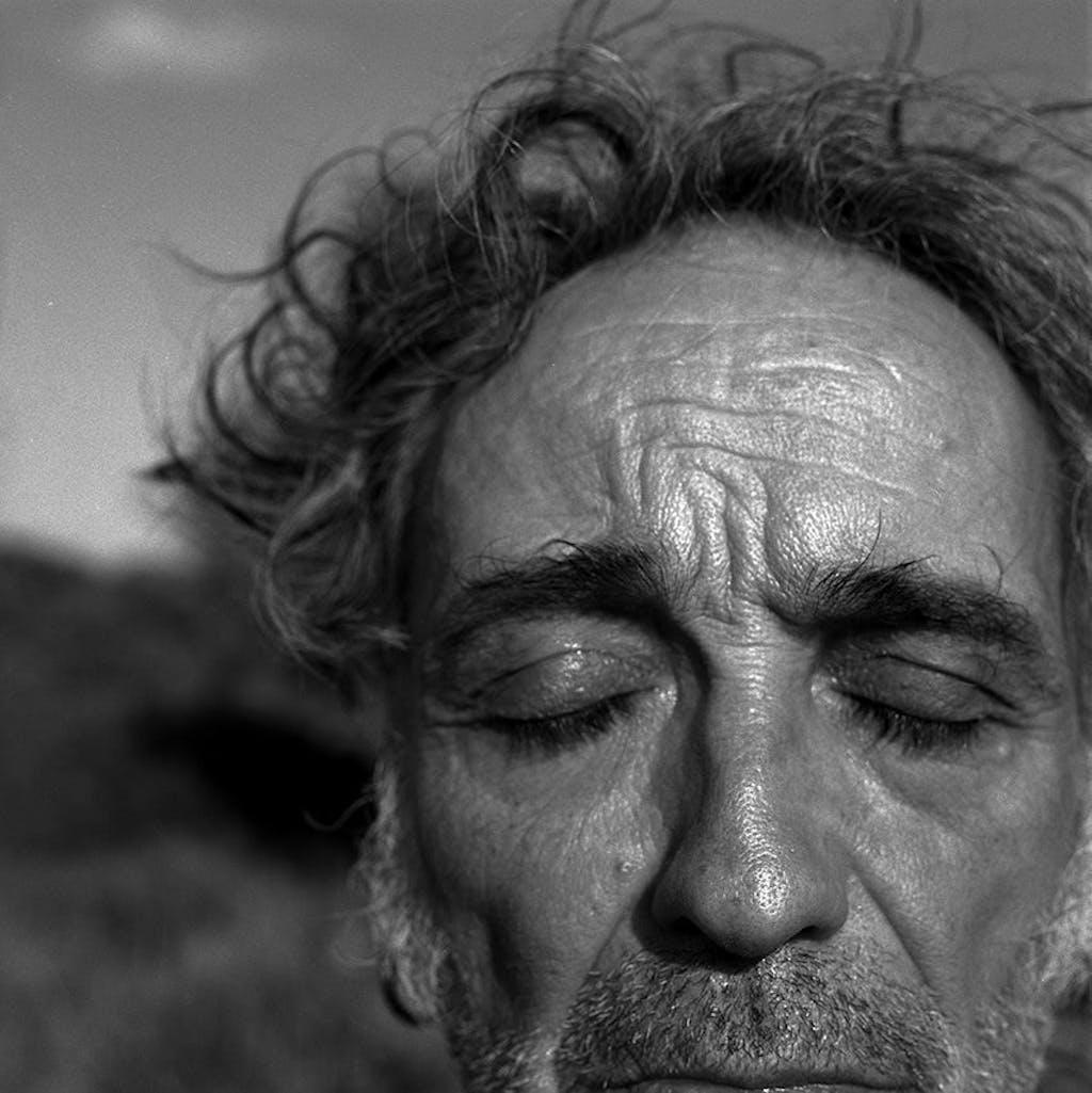 Un instante de eterno silencio - © kamel mennour
