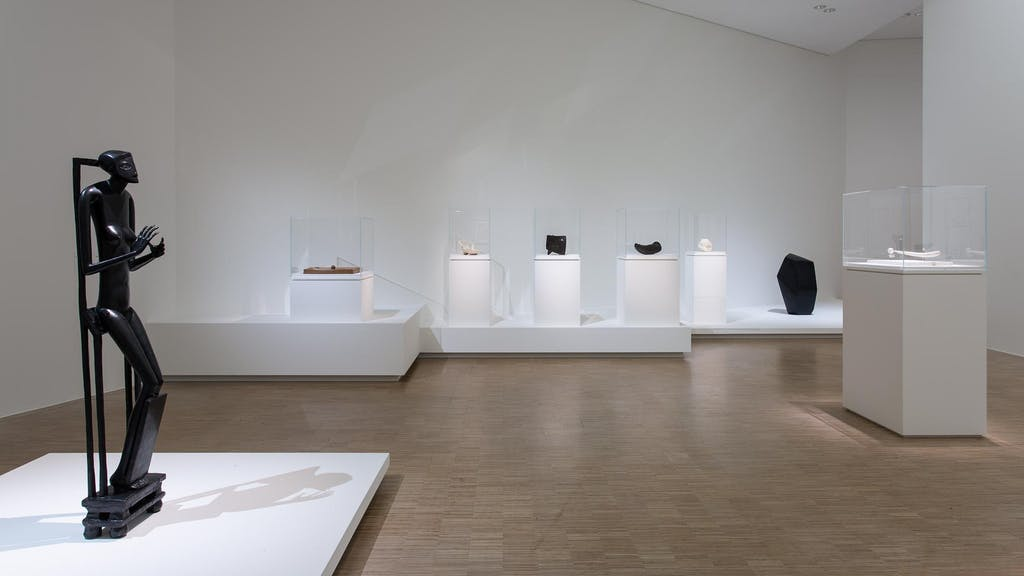 Exhibition view, LaM, Villeneuve-d'Ascq - © kamel mennour