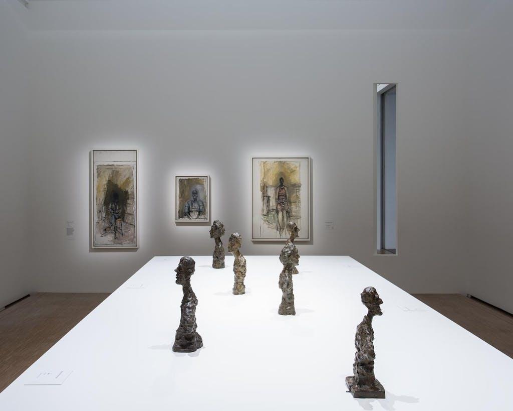 Exhibition view, LaM, Villeneuve d'Ascq - © kamel mennour