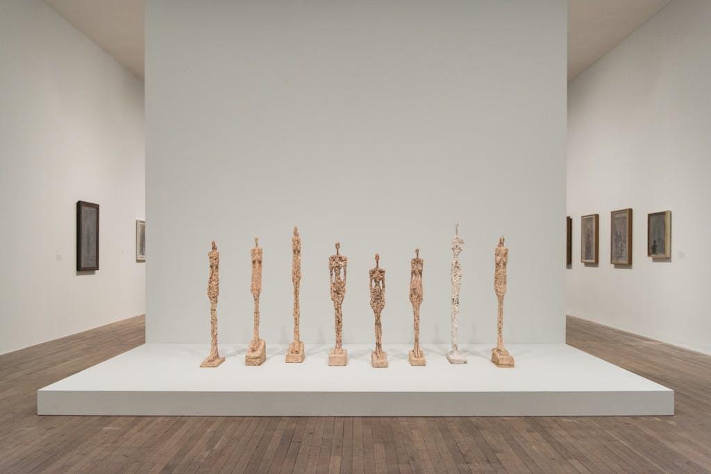 Exhibition view, Tate Modern, London - © kamel mennour