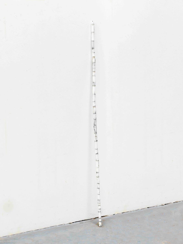 Candle Column (Selfportrait) - © kamel mennour
