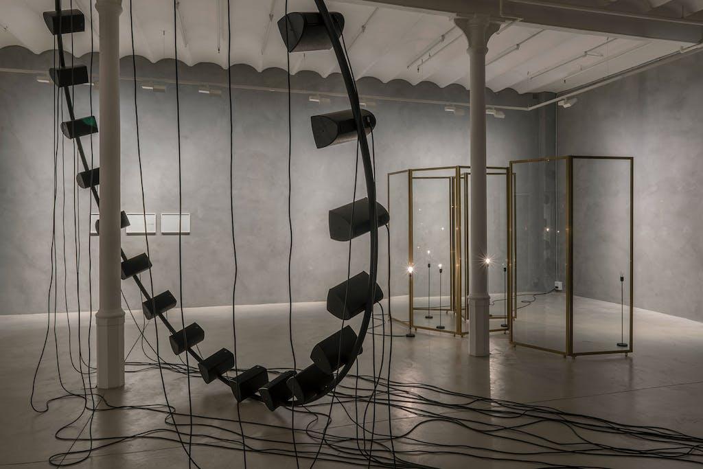 Exhibition view, Blueproject Foundation, Barcelona - © kamel mennour