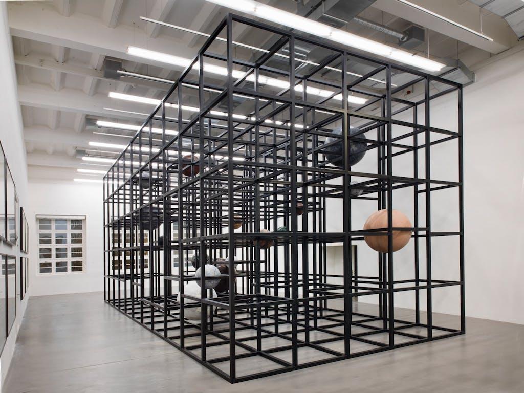 Exhibition view, Haus Konstruktiv, Zurich - © kamel mennour