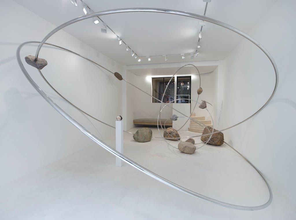 Exhibition view, kamel mennour, London - © kamel mennour