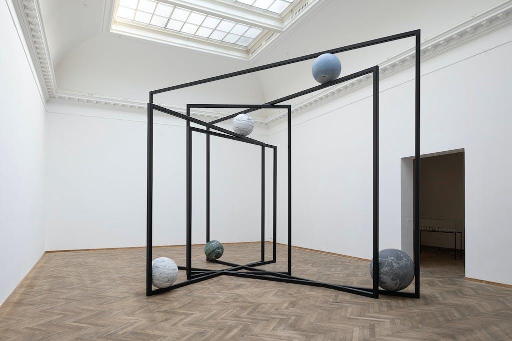 Exhibition view, Kunsthal Charlottenburg, Copenhagen - © kamel mennour