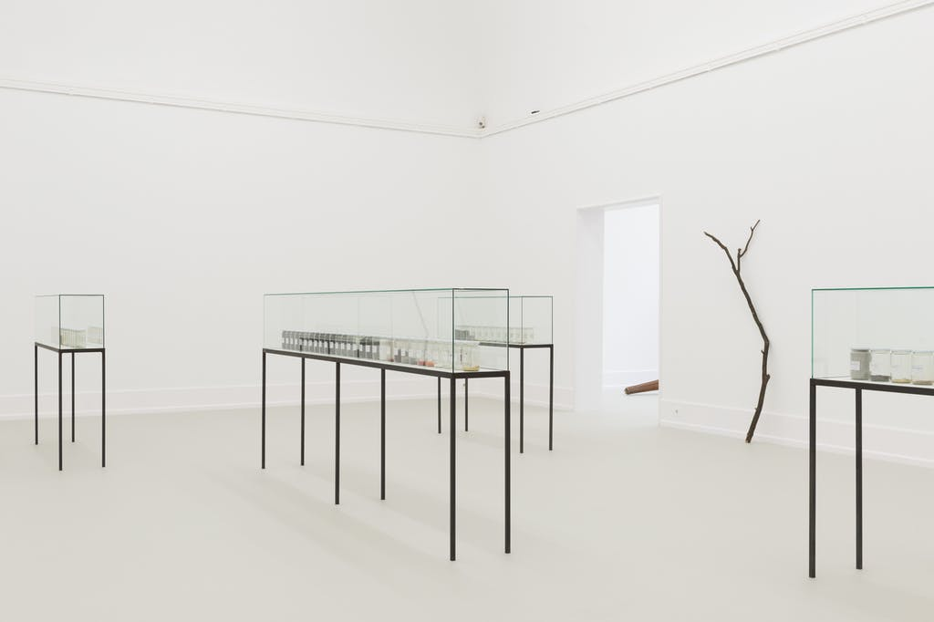 Exhibition view, Kunsthalle Nürnberg - © kamel mennour