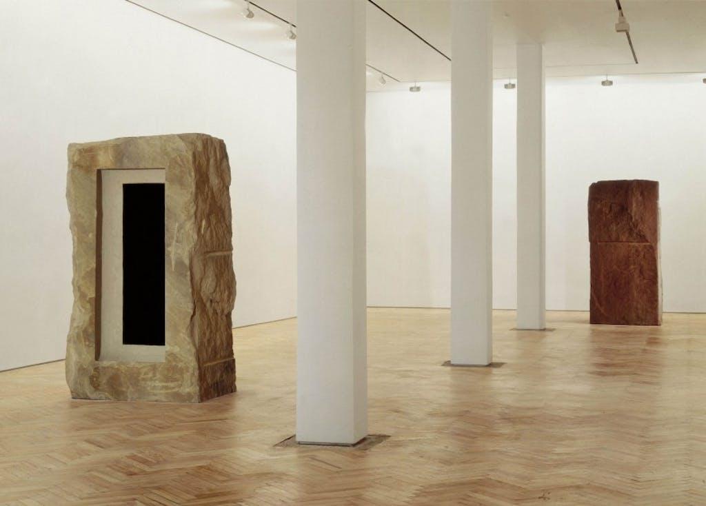 Exhibition view, Fondazione Prada, Milan - © kamel mennour
