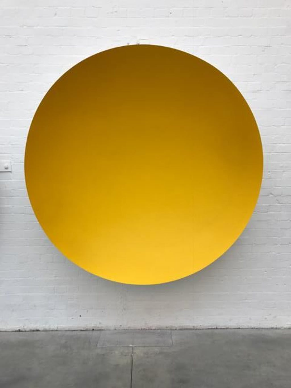 Monochrome (Pagan Gold and Lime KK Gold Pearl) - © kamel mennour