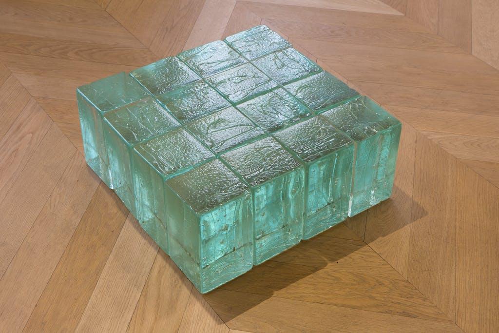 16 Aquatic Blocks (110) - © kamel mennour