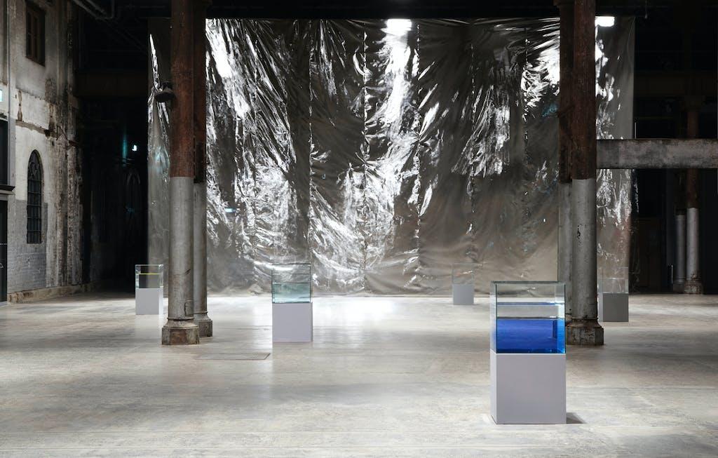 Exhibition view, Sidney Biennale - © kamel mennour