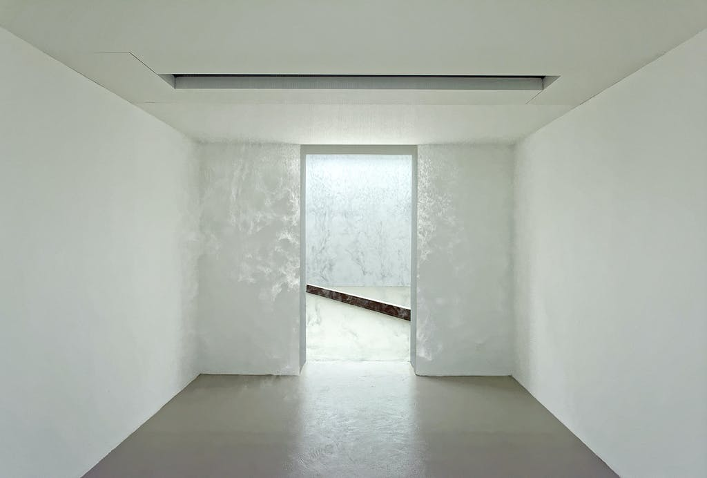 Exhibition view, IAC, Lyon - © kamel mennour