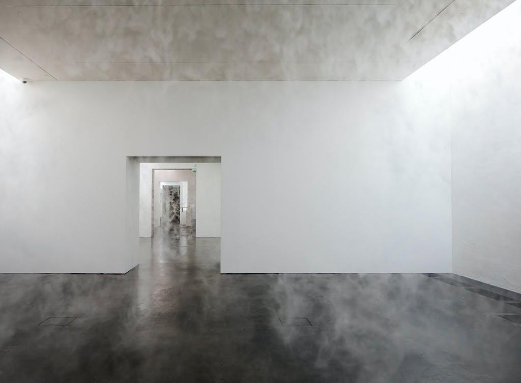 Exhibition view, Kiasma, Helsinki - © kamel mennour