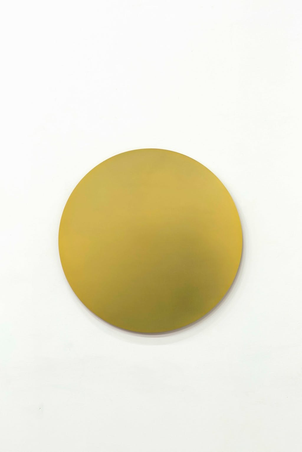 Golden circle - © kamel mennour