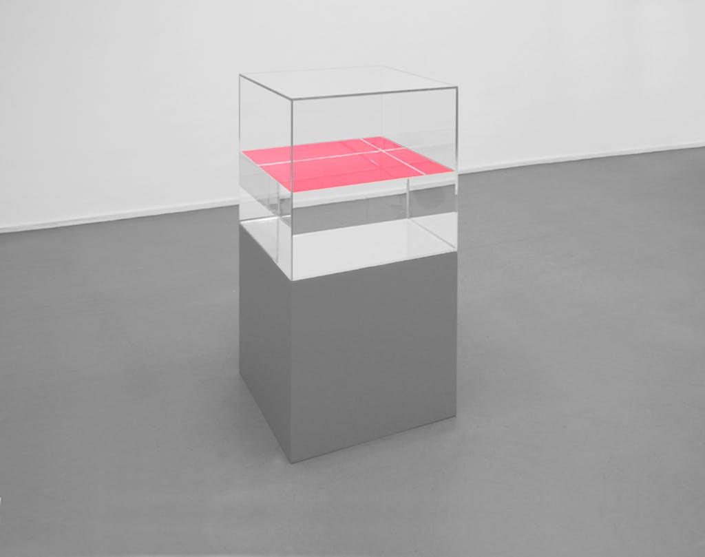 Untitled (Pink Coco Lopez) - © kamel mennour