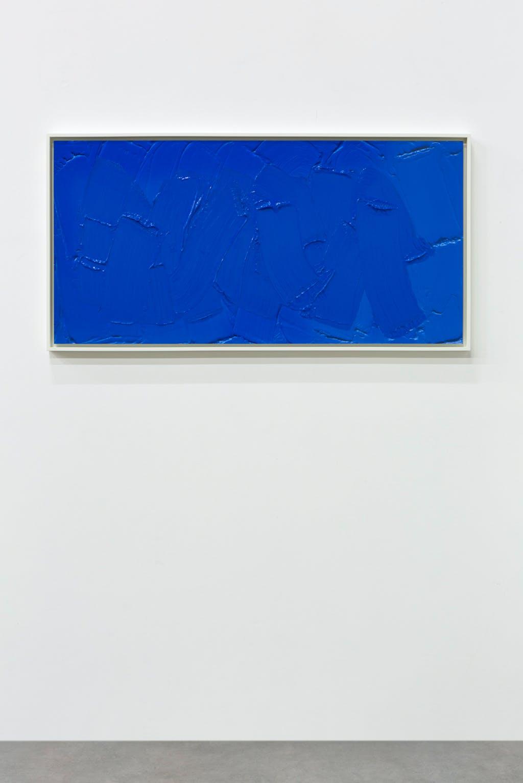 Cobalt Blue - © kamel mennour