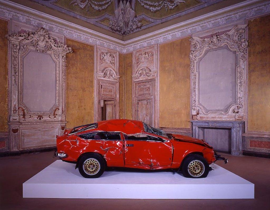Exhibition view, Castello di Rivoli – Museo d'Arte Contemporanea - © kamel mennour