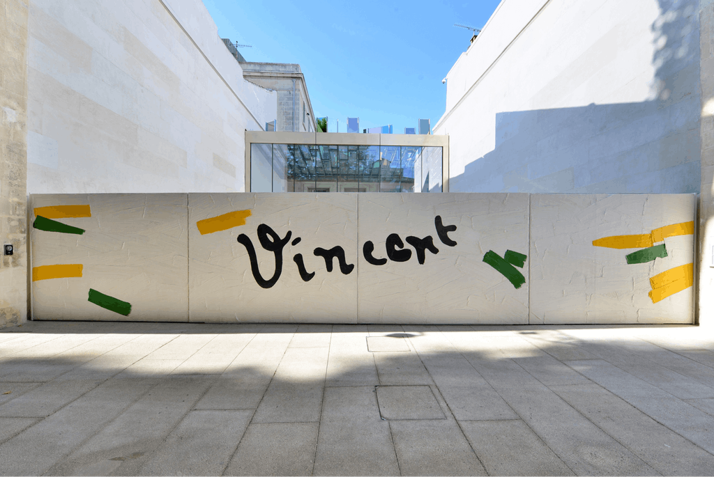 Permanent installation, Fondation Vincent van Gogh, Arles - © kamel mennour