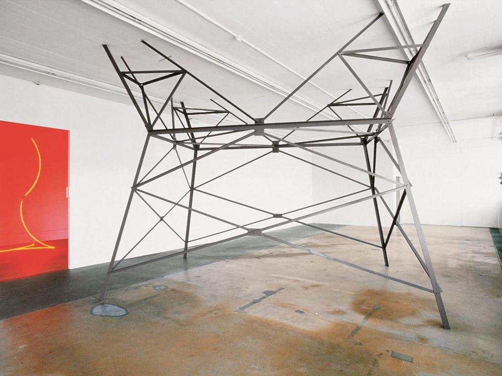 Exhibition view, MAMCO, Geneva - © kamel mennour