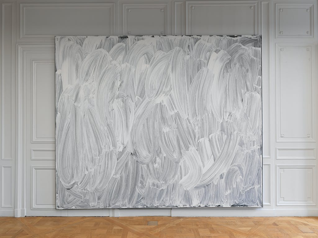 Exhibition view, Monnaie de Paris - © kamel mennour