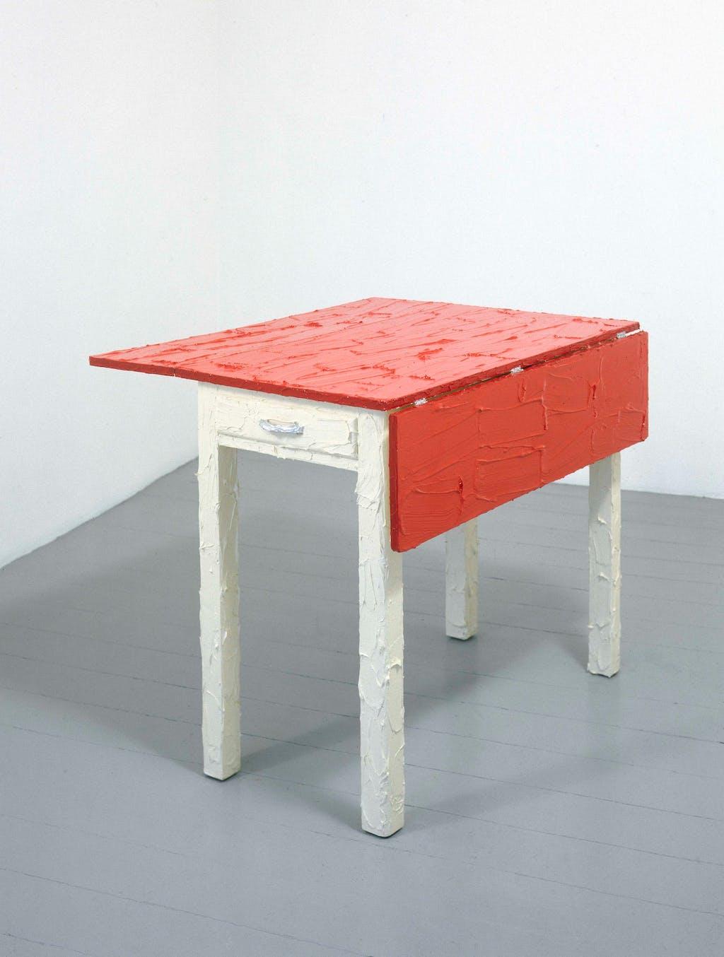 Formica Red - © kamel mennour