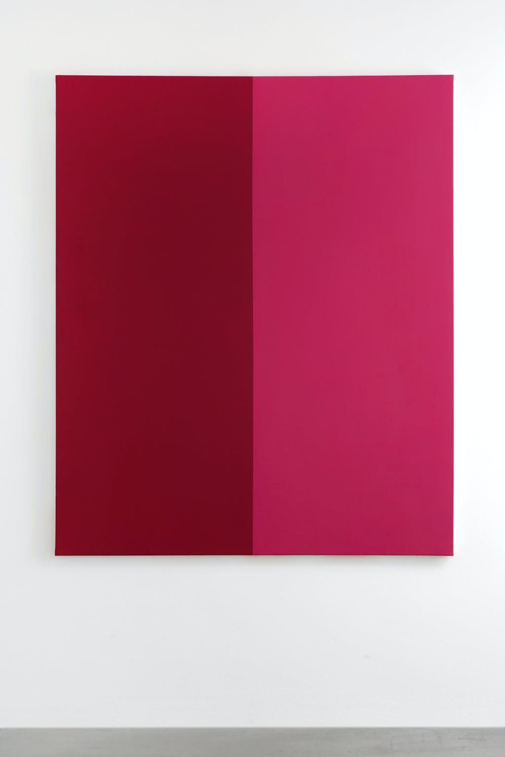 Rouge Framboise par Tollens et Valentine - © kamel mennour