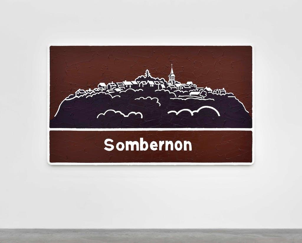 Sombernon - © kamel mennour