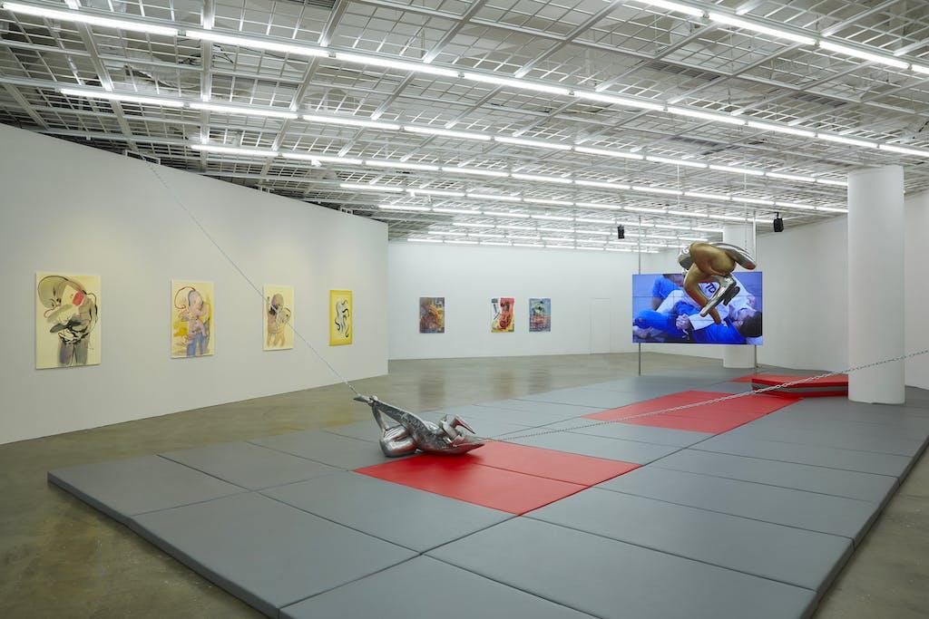 Exhibition view, Art Sonje Center, Seoul - © kamel mennour