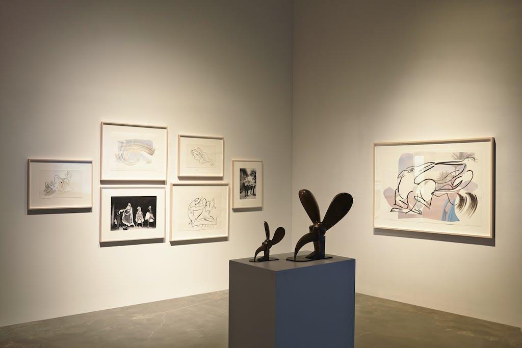 Exhibition view, New Museum, New York - © kamel mennour