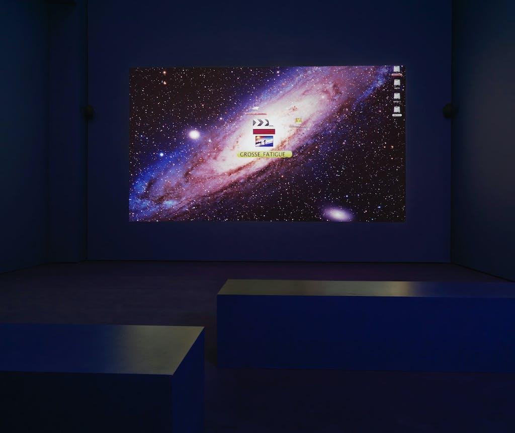 Exhibition view, TBA21, Thyssen-Bornemisza Art Foundation, Vienna - © kamel mennour