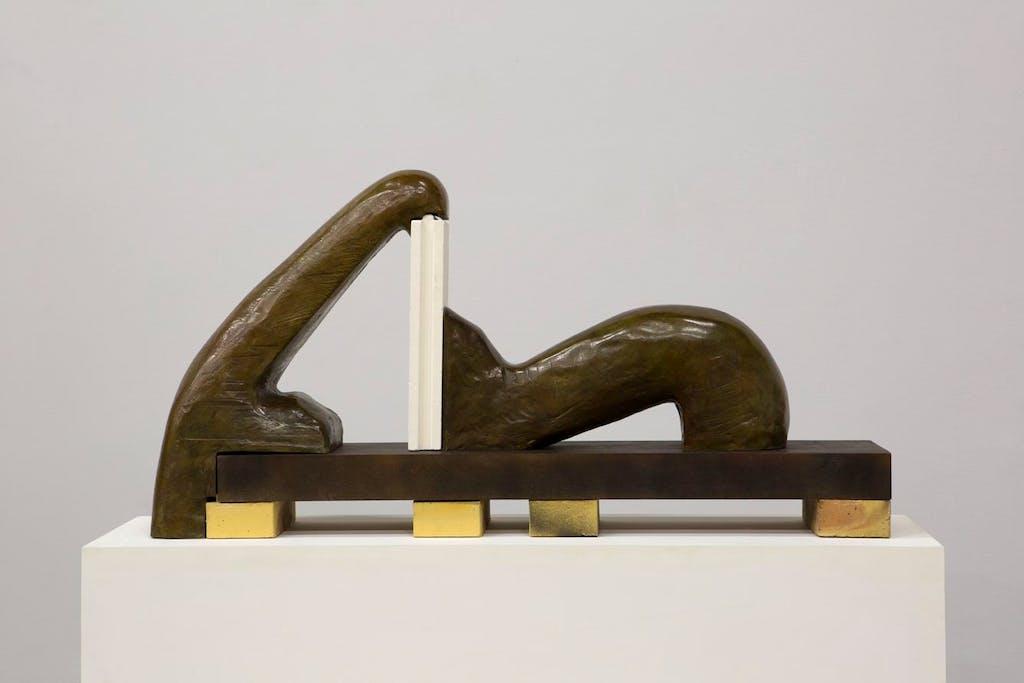 Overlapping figures - © kamel mennour