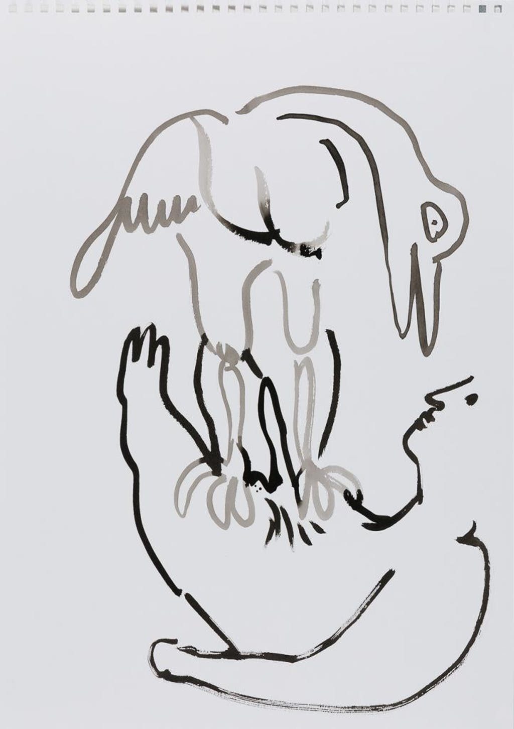(sans titre) - © kamel mennour