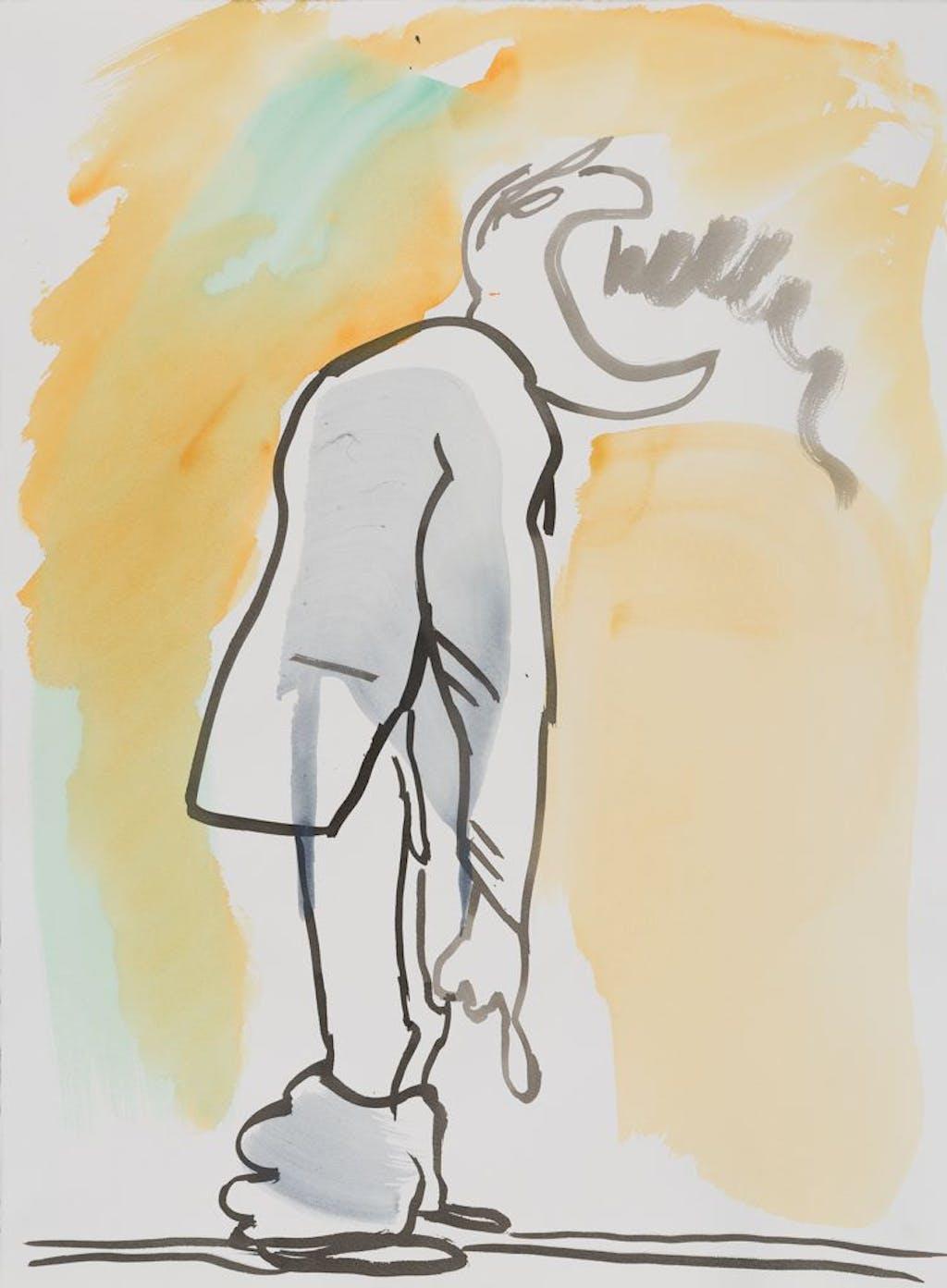 The Narcissist - © kamel mennour