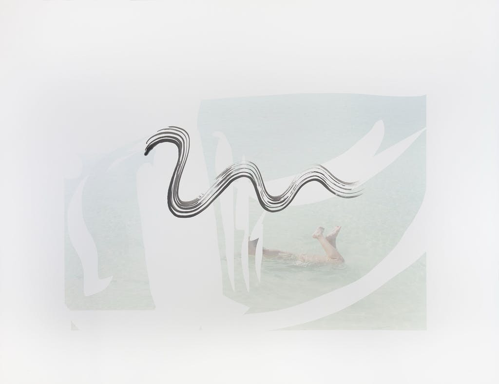Untitled (Tropics of Love series) - © kamel mennour