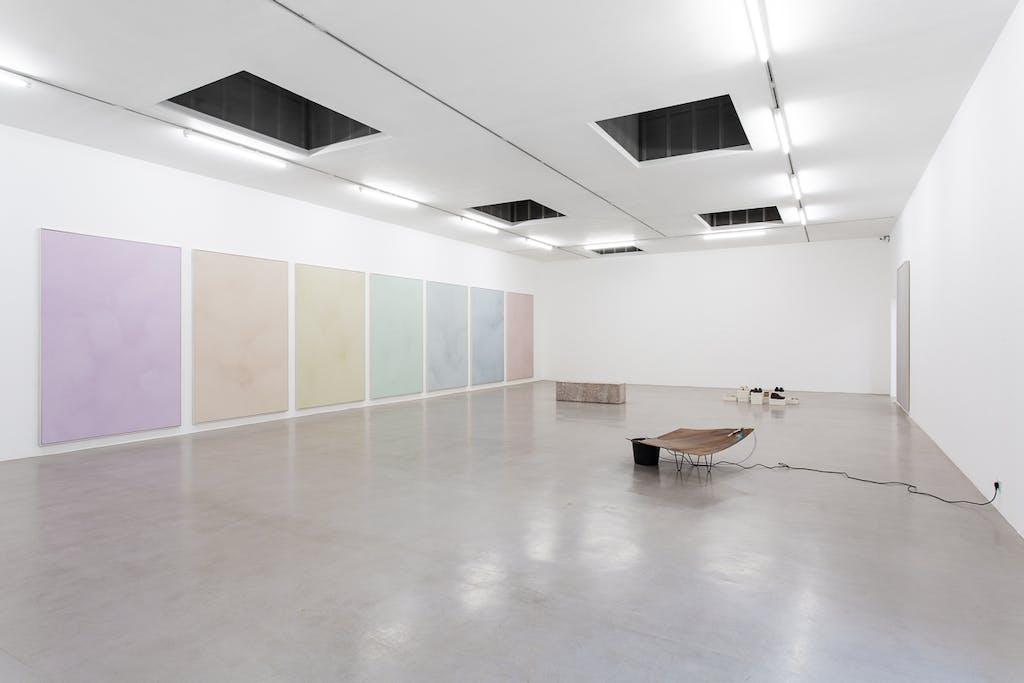 Exhibition view, Camden Arts Centre, London - © kamel mennour