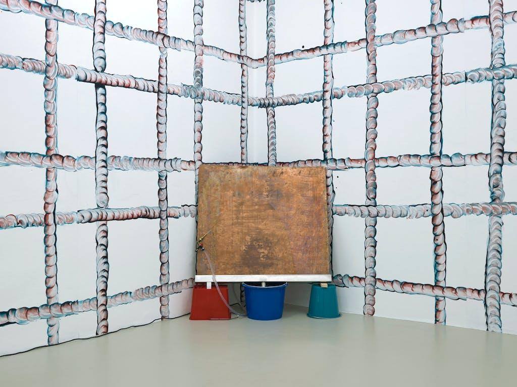 Exhibition view, Kunstverein Nürnberg - © kamel mennour