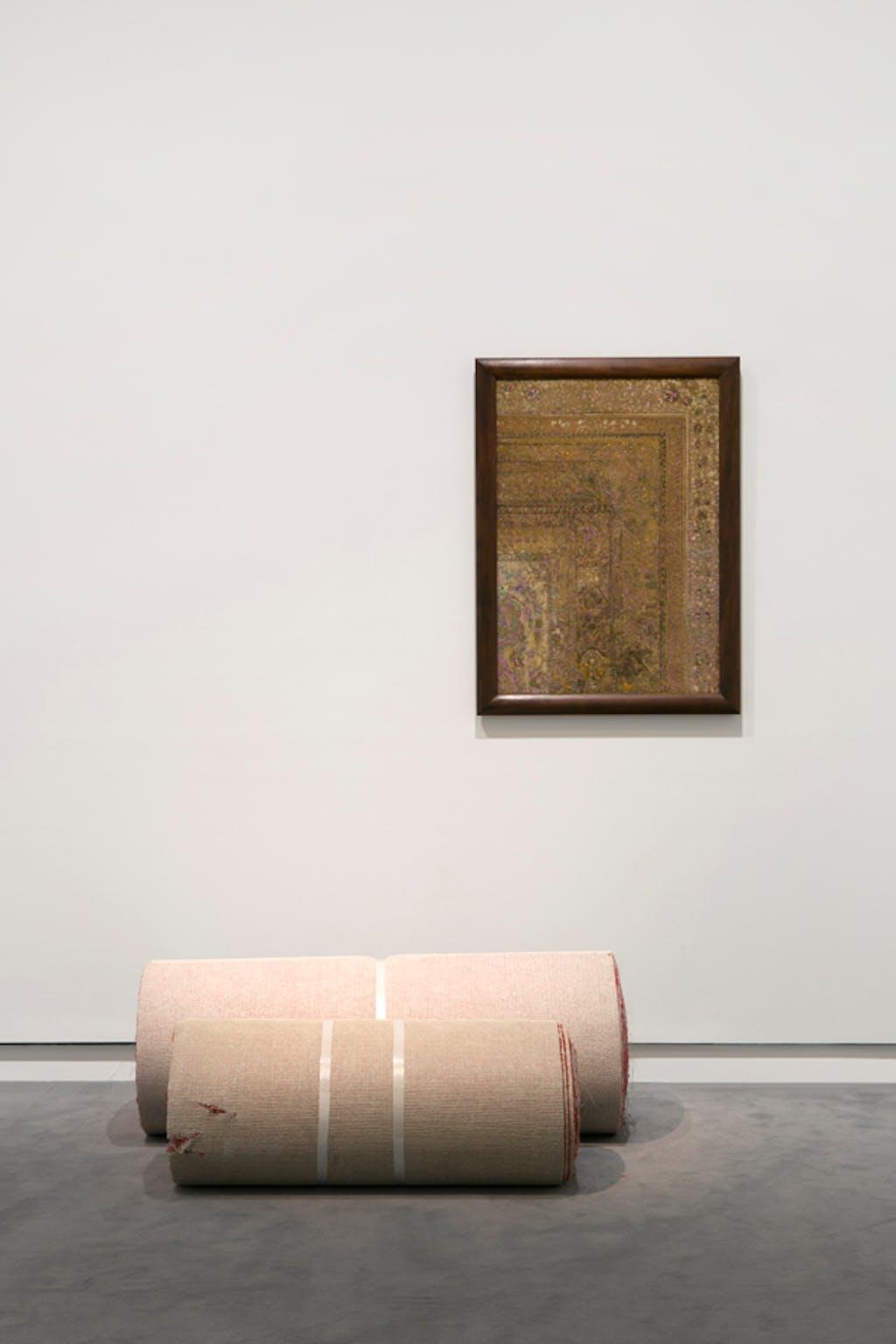 Exhibition view, Musée d'Orsay, Paris - © kamel mennour