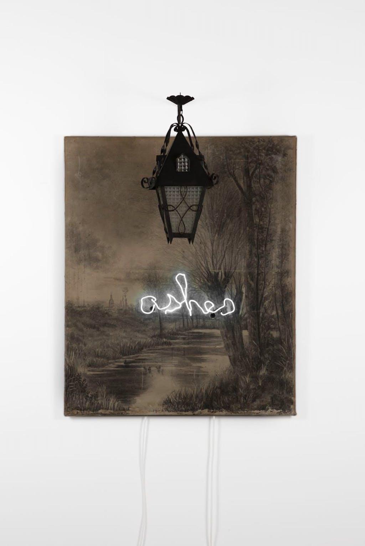 Ashes - © kamel mennour