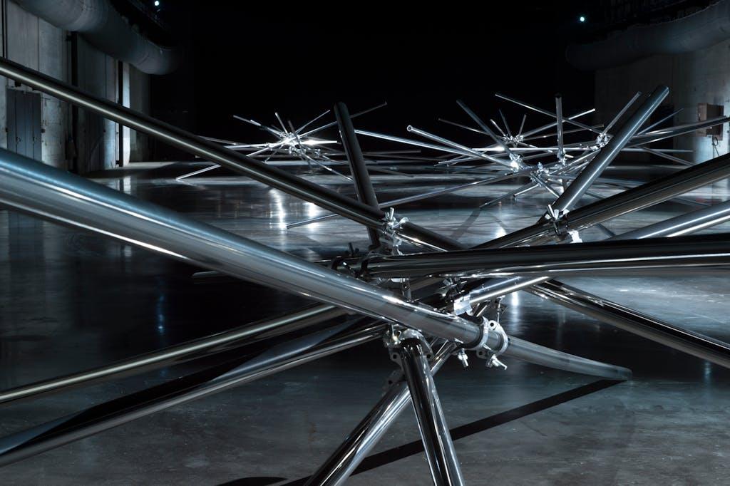 Exhibition view, LiFE, Saint Nazaire - © kamel mennour