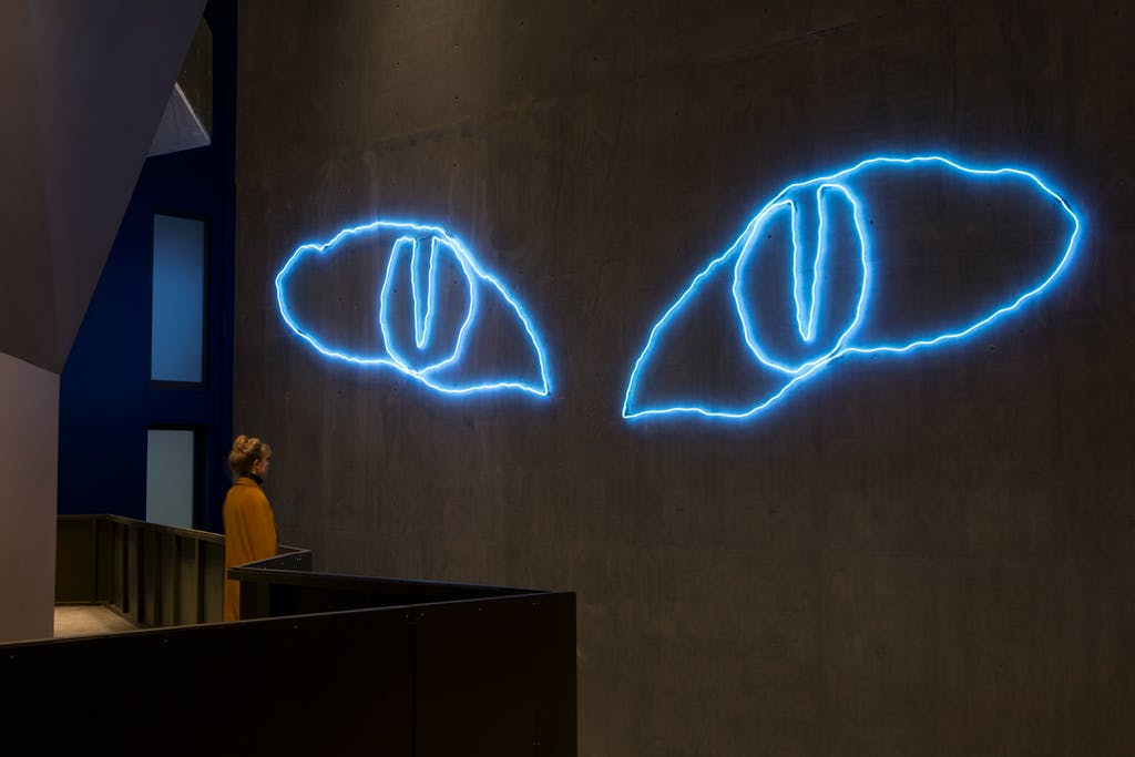 Permanent installation, Vélizy - © kamel mennour