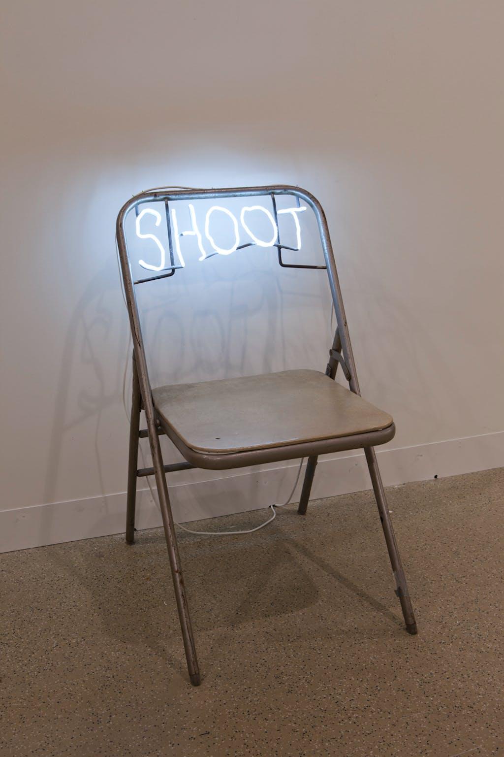 Shoot - © kamel mennour