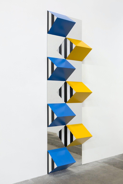 Prismes et miroirs - DB 8, situated work - © kamel mennour