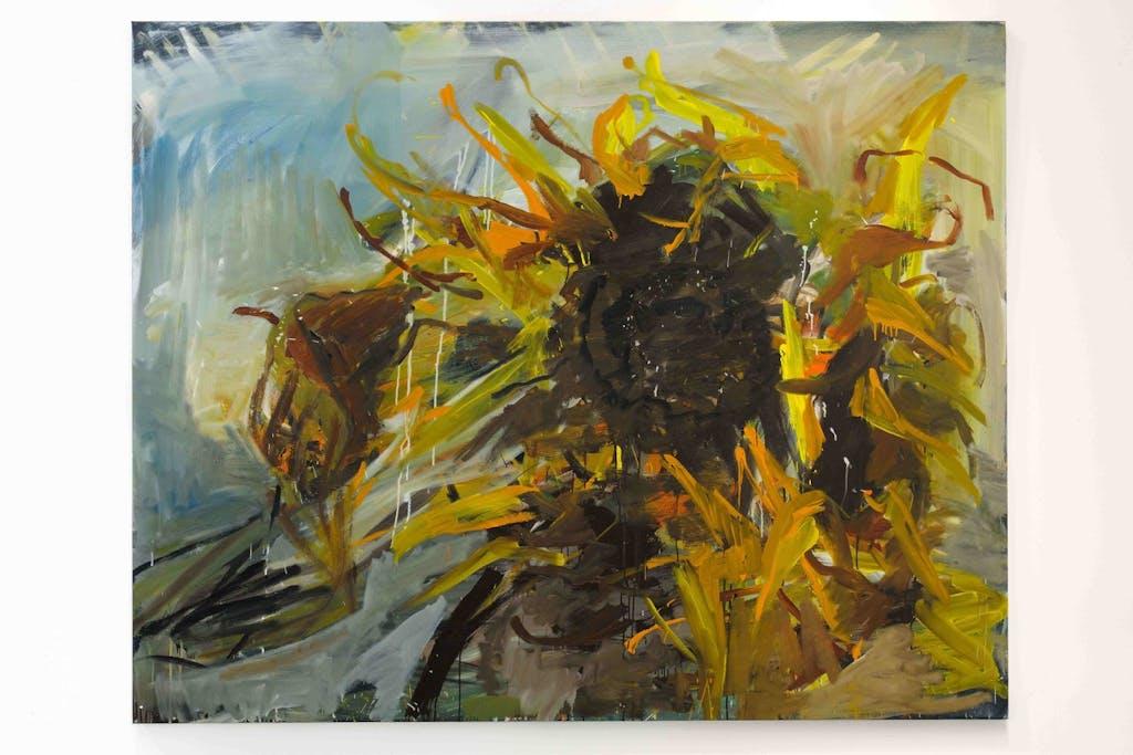 Sunflowers 1 - © kamel mennour