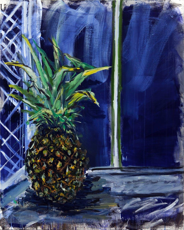 Windows and ananas 3 - © kamel mennour