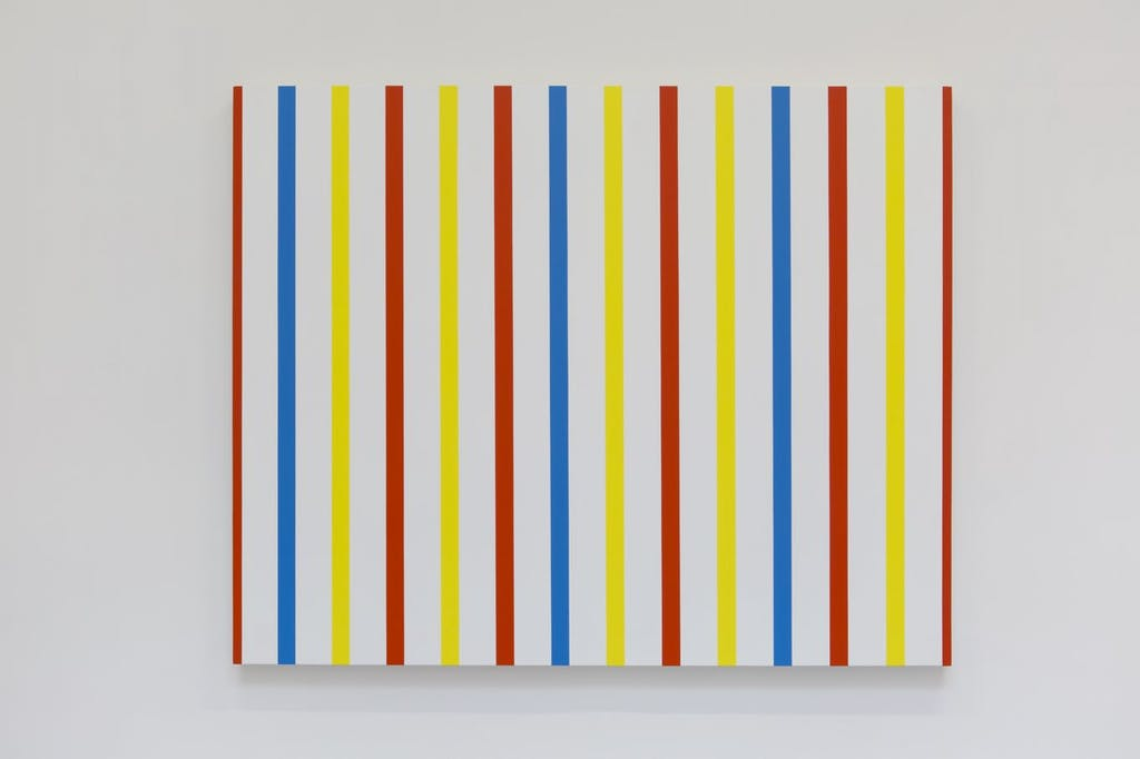 52 x 4 n°5 Quand j'étais petit, je ne faisais pas grand (d'après Peinture, 1952) - © kamel mennour