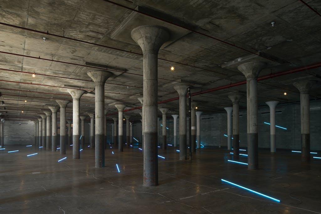 Exhibition view, DIA Art Foundation, Beacon, USA - © kamel mennour