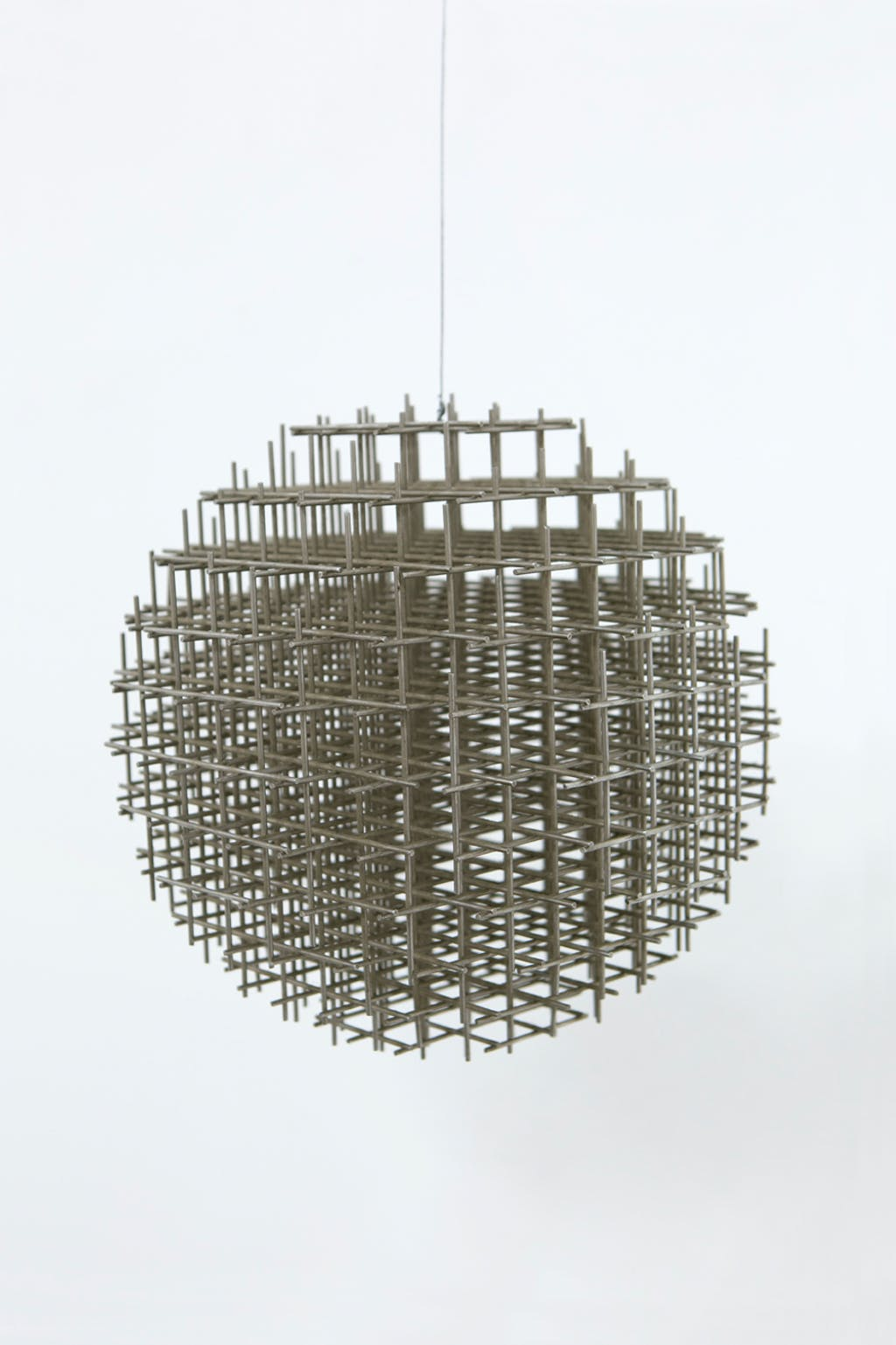Sphère-Trames - © kamel mennour