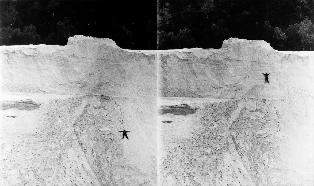 Deuxième projet du silence - © kamel mennour