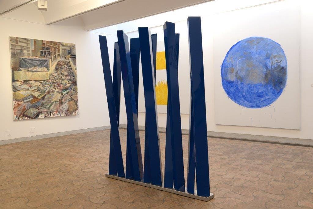Exhibition view, Fondation Maeght, Saint-Paul de Vence - © kamel mennour