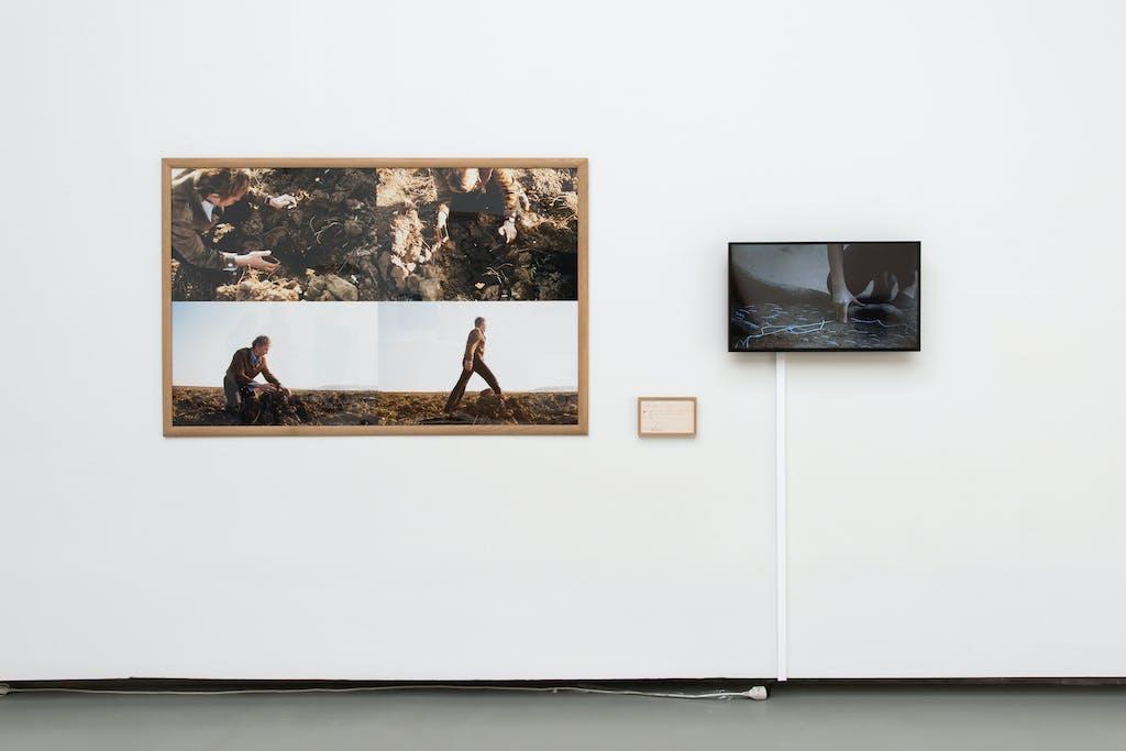 Exhibition view, La Verrière, Brussels - © kamel mennour
